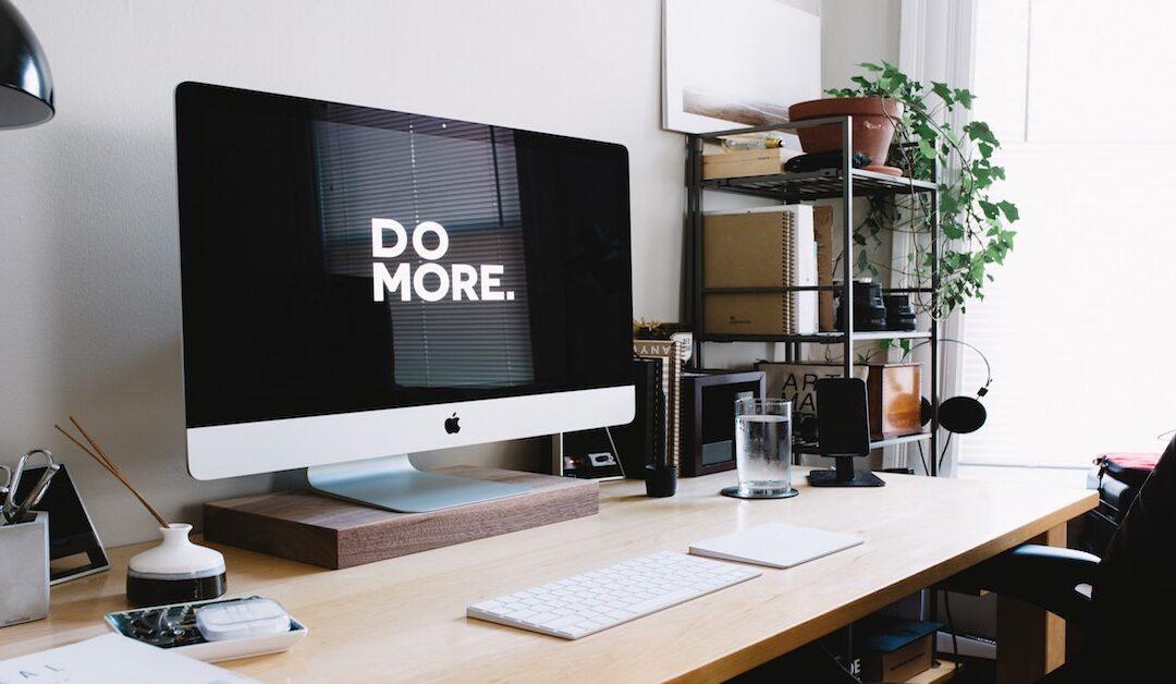 Productivity Gets You places