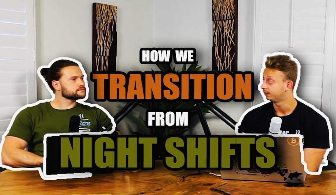 EP 83: How to Function as a Night Shift Nurse