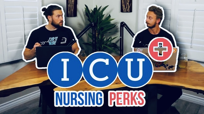 EP 94: Why We Work in the ICU