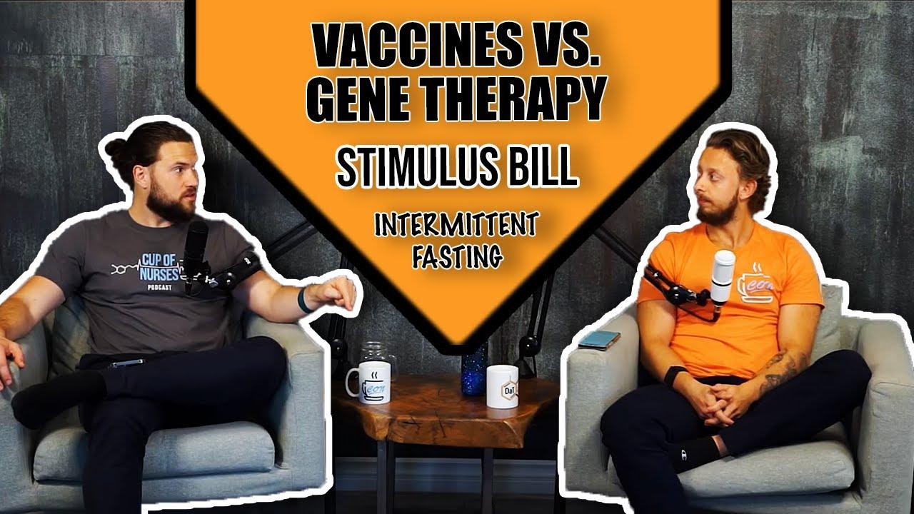 stimulus and vaccine