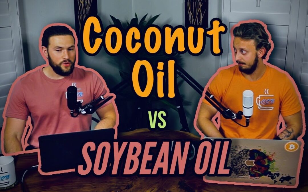 CON EP 37: 4x4x48, Refined Grains and Negative Side Effects of Soybean Oils
