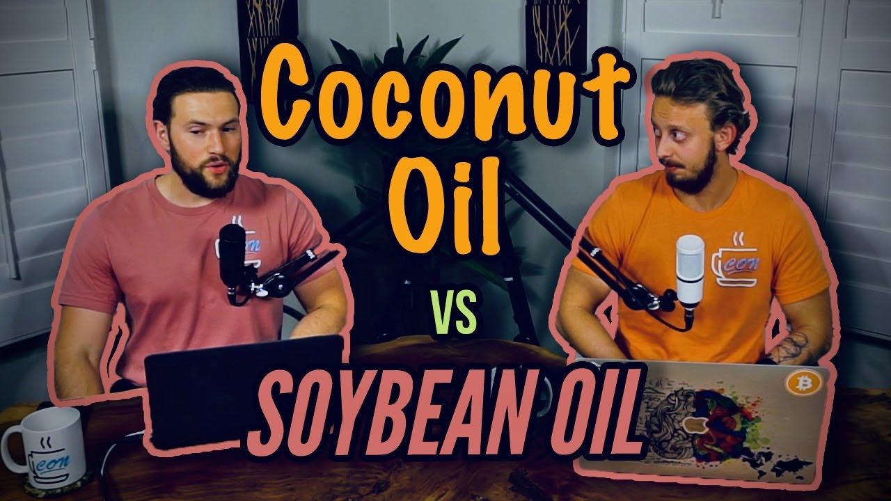soybean oil, refined grains
