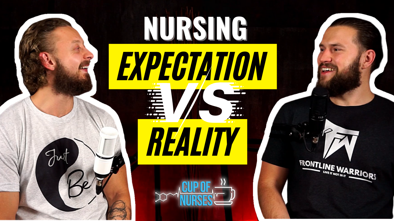 Nursing School vs Nursing