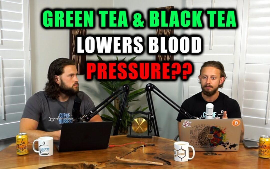 EP 45: Tea For Hypertension & The Current Health Decline