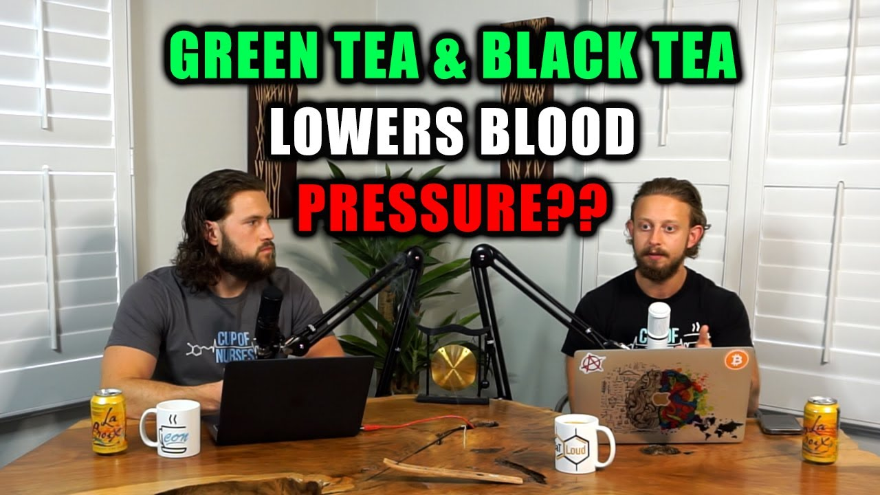 Tea For Hypertension & The Current Health Decline