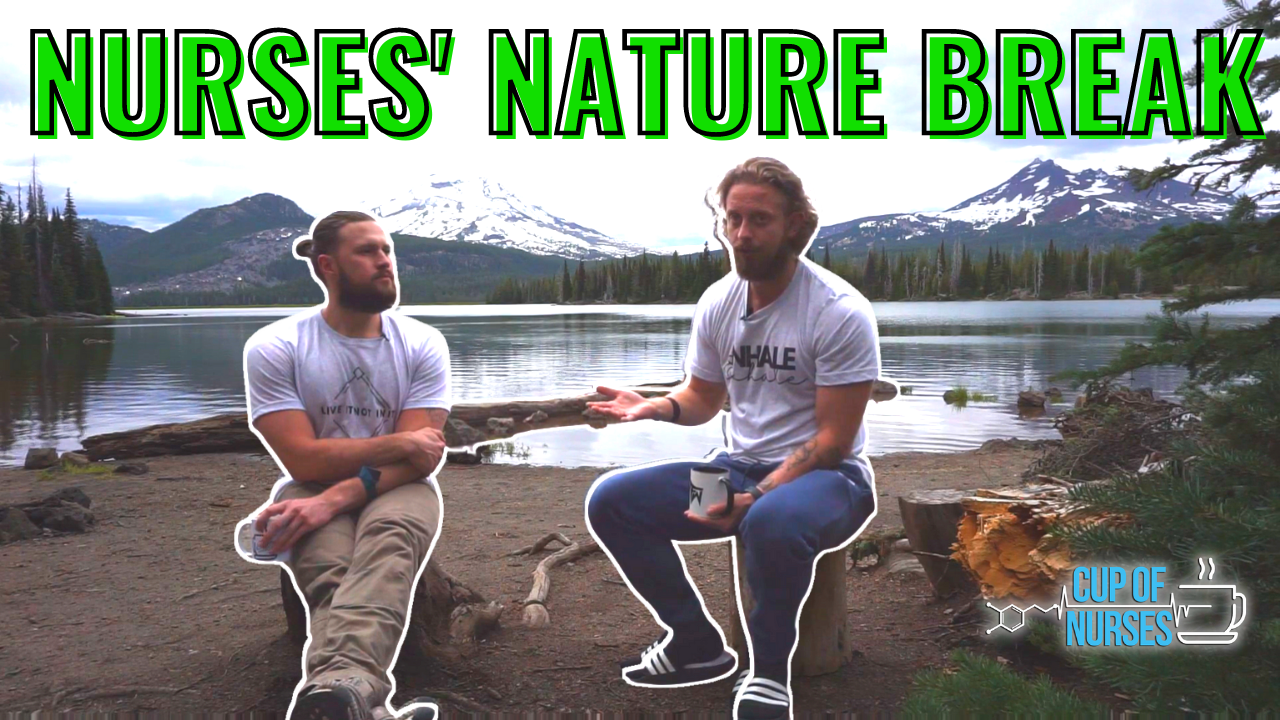 Podcasting in Nature