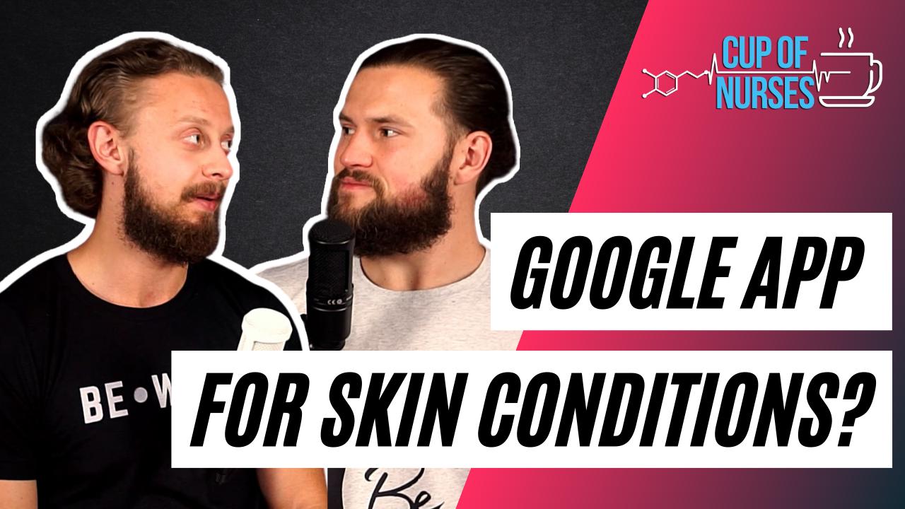 Google's AI Skin App & Skin Cancer