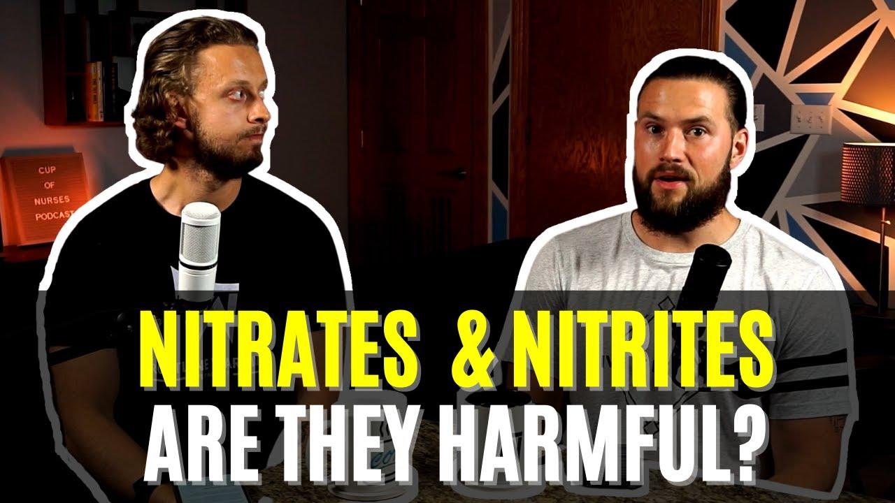 Nitrates, Nitrites and NMN