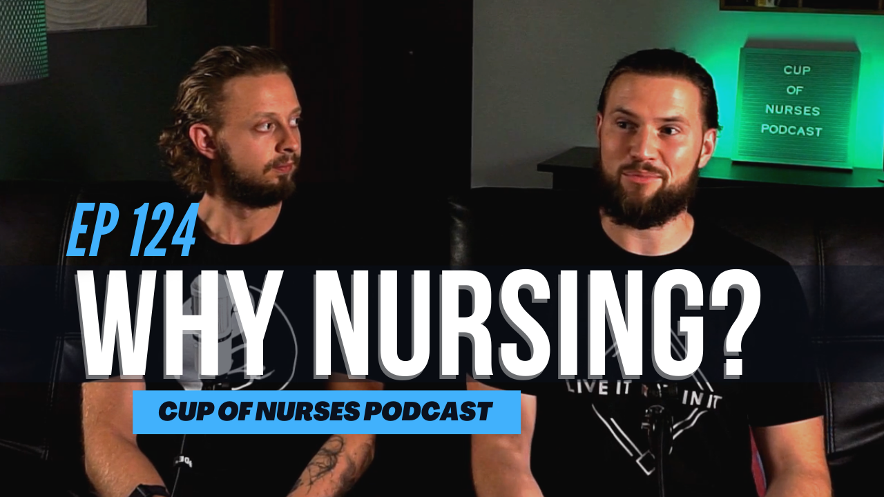 Why People Become Nurses