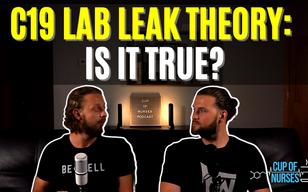 EP 61: First Artificial Heart Transplant & Lab Leak Hypothesis