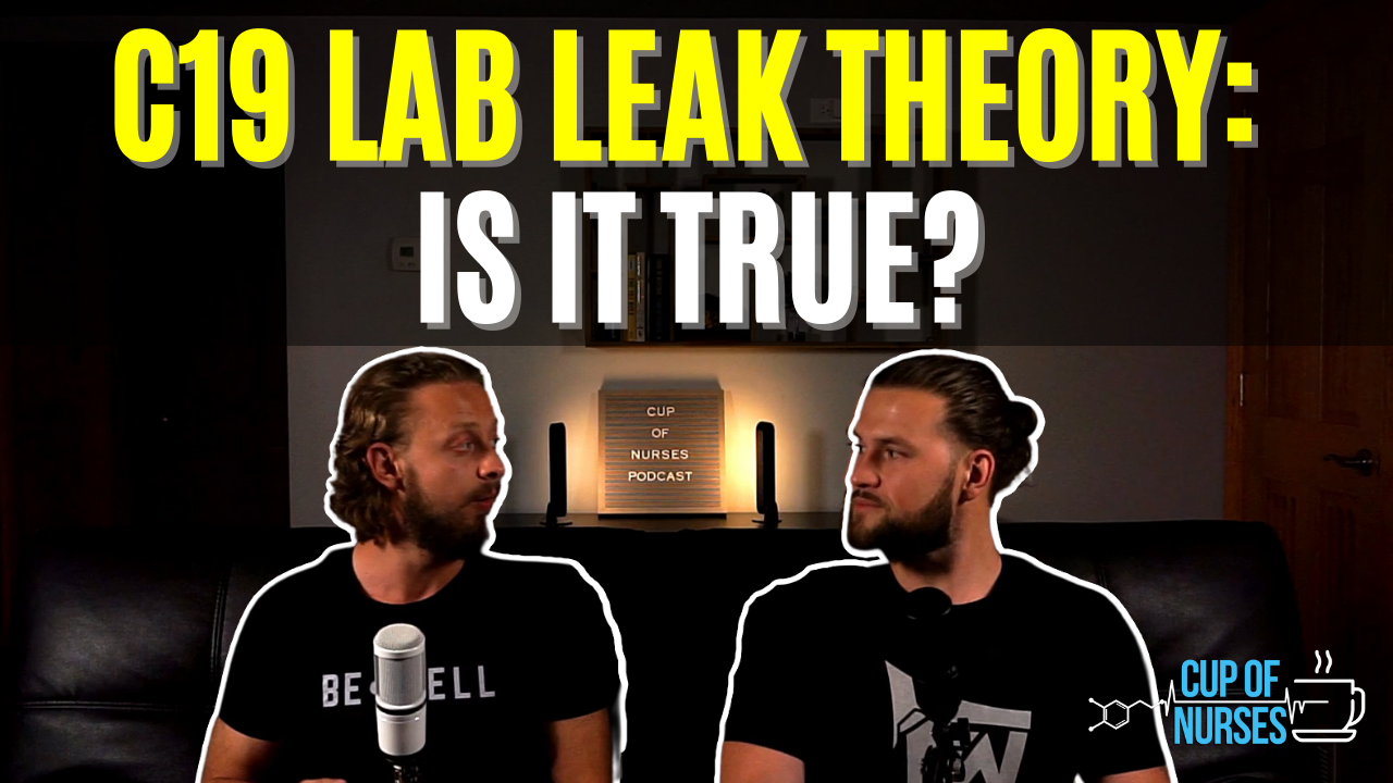 First Artificial Heart Transplant & Lab Leak Hypothesis