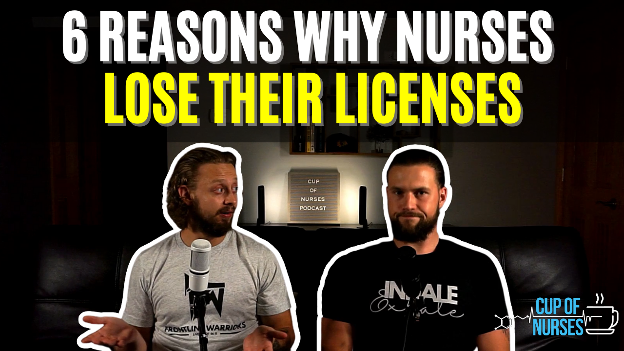 Nutrition Labels And Nurses Losing Their Licenses