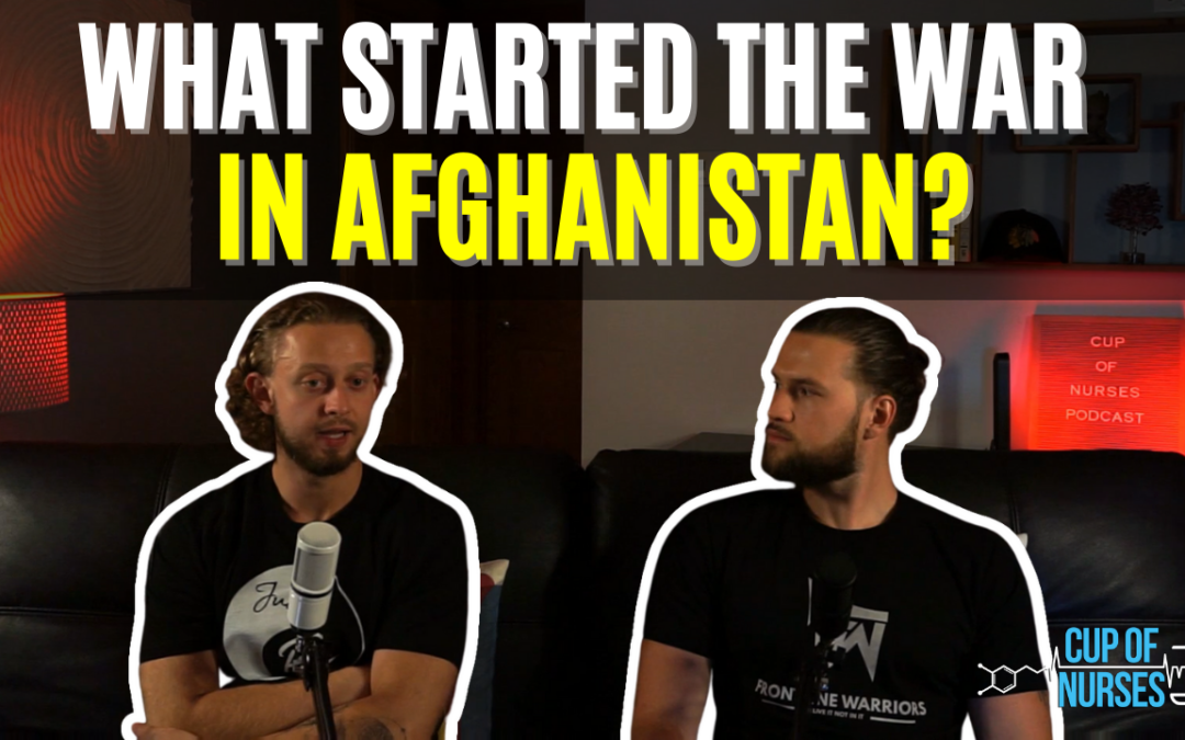 Ep 63: Taliban Take Over Afghanistan: What We Know And What's Next