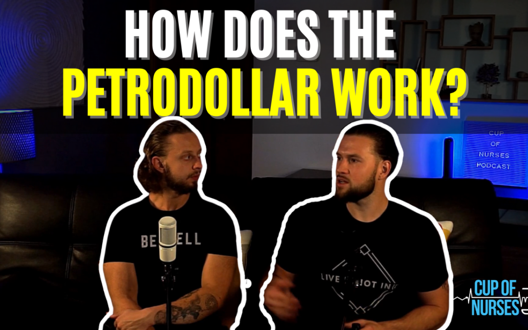 CON EP 64: Petrodollar and What Affects Gas Prices
