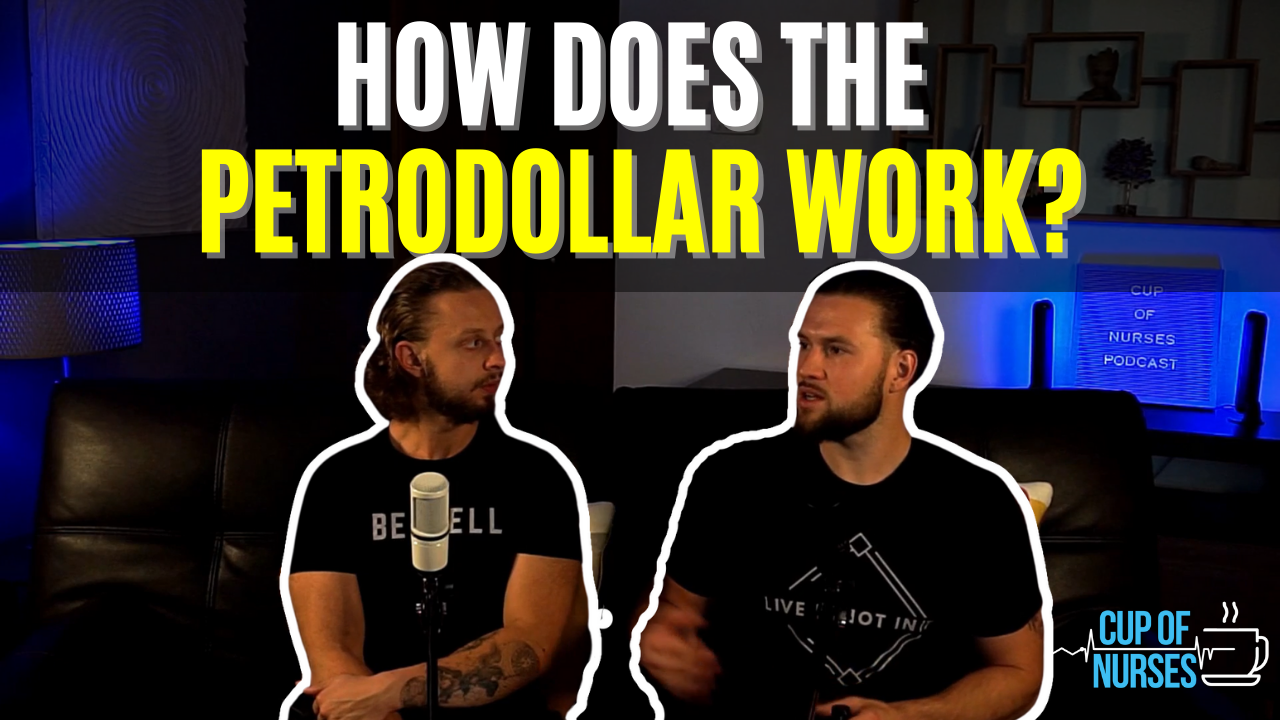 Petrodollar and what affects gas prices