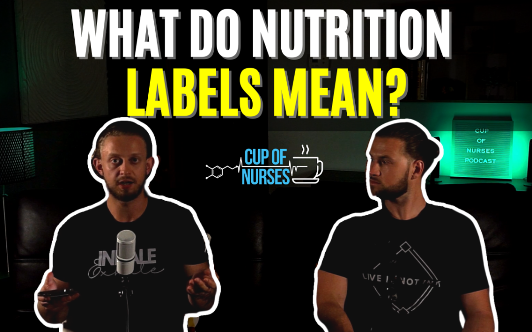 EP 67: Nutrition Label Certifications and Healthy Snack Bar Choices