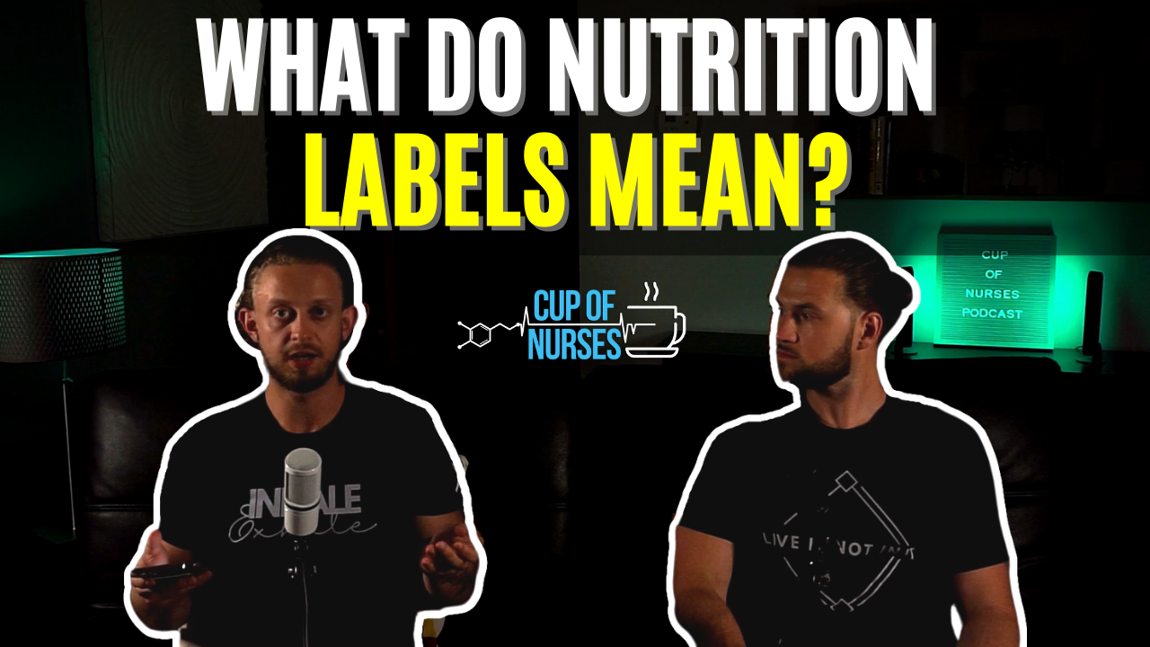 Nutrition label certifications and healthy snack bar choices