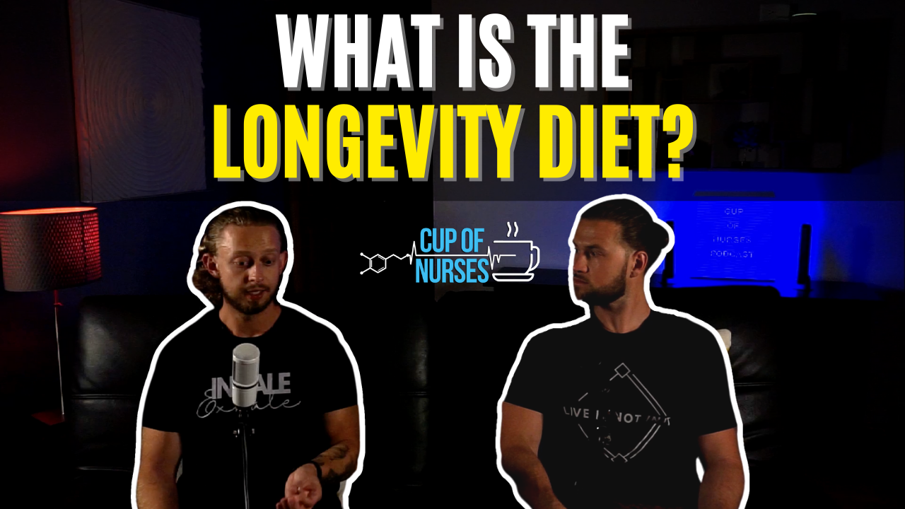 The Best Exercise and Diet For Longevity